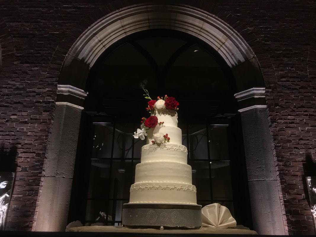 Wedding lighting - BLC Entertainment