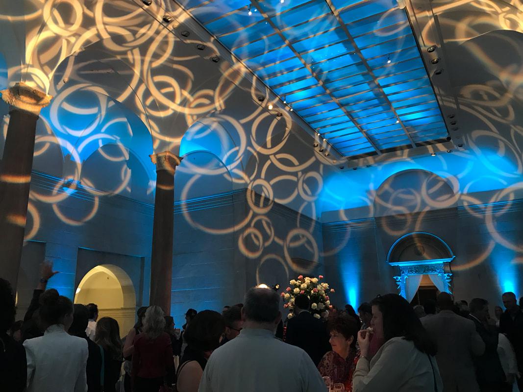Corporate Event Lighting Blc Entertainment